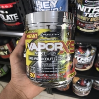 Muscletech vapor x5 pre workout 30 serving bpom best pre