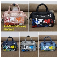 Anello mickey 2in1 selempang slingbag import