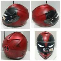 helm HJC IS-17 Marvel - Deadpool