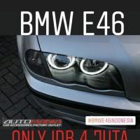 Headlamp Projektor Angel Eyes CCFL Black Edition BMW E46