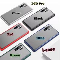Minimalis Doff Case Huawei P30 Pro fuzed simple thin fit p30 pro