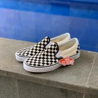Vans Slip-on Checkerboard Black White ORIGINAL BNIB