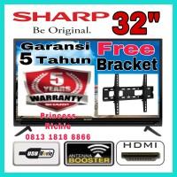 Sharp led tv 32 inch 32SA4102 usb movie
