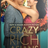 "Novel ""Crazy Rich Asians"""