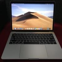 MURAH FULSET MacBook Pro Retina 2017 Silver MPXU2 256GB GARANSI 2020