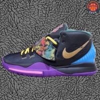 Sepatu Basket Sneakers Nike Kyrie 6 Chinese New Year CNY Black Purple