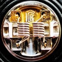 Fused Clapton Prebuild coil 2x26 + 36 Nichrome 90
