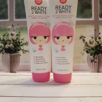READY STOCK! Cathy Doll Ready 2 White Whitener Body Lotion 150 ml