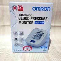Tensimeter Digital/ Alat Tensi Digital Omron HEM 7120