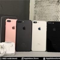 Iphone 7+ 128gb second dijamin original