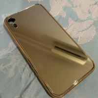 Casing case IPHONE XR GOLD