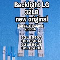 LAMPU BACKLIGHT LED LG 32 INCH LED BACKLIGHT TV LG 32LB500