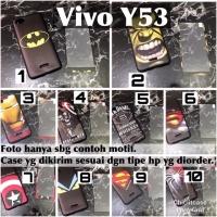 Man case 360 vivo Y53 softcase avengers superheroes superhero