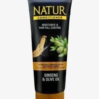 Natur conditioner gingseng & olive oil 165 ml