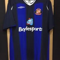 Original Jersey Sunderland 2008-09 Away
