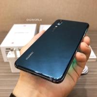 Huawei P20 Midnight Blue second seken bekas fullset ori mulus