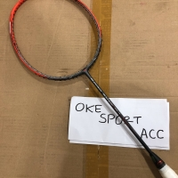 Raket Badminton Lining 3D Calibar 300 B Boost