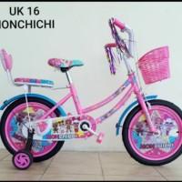 Sepeda Anak Mini 16 Monchichi LOL