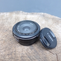 Canon Fix lens 40mm f2.8 STM pancake