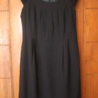 MATCH Dress Hitam