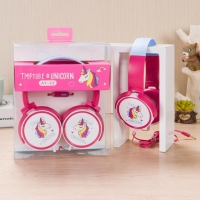 Headphone Bando Karakter Unicorn /Headset Bando Unicorn