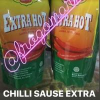 Saus Sambal Del Monte Extra Hot Refill 1kg