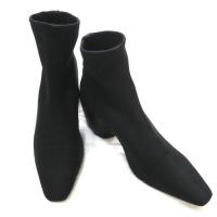 MANGO Heel Sock Boots