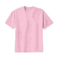 Kaos Polos Anak Pink | Kaos Anak Perempuan