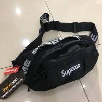 Supreme Waistbag ss18 BLACK ORIGINAL JAPAN APPENDIX