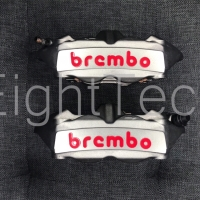 Kaliper depan monoblock Brembo M4 100mm