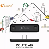 Nintendo Switch/Switch Lite/PC/PS4 Gulikit V2 Route Air Bluetoot Audio