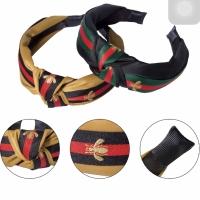Bando Bandana Headband Wide Vintage Fashion Korea Aksesoris Rambut BEE