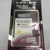 Baterai Battery Log On Double Power Double IC ADVAN I5C Duo /I5C LITE