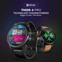 Zeblaze THOR 4 PRO 4G SmartWatch 1.6 inch Crystal Display GPS