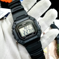 Jam Tangan Original Casio Digital Illuminator black
