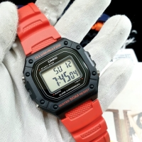 Jam Tangan Original Casio Digital Illuminator red
