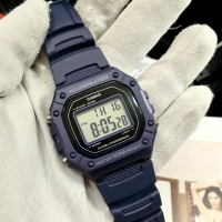 Jam Tangan Original Casio Digital Illuminator blue