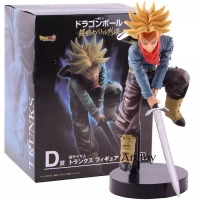 Action figure Dragon Ball Trunks Super Saiyan