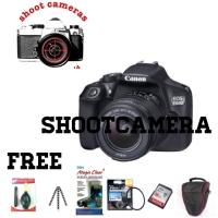 Camera Canon Eos 1300D 18-55mm IS KIT FULL PAKET