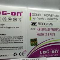 BATERAI LOGON OPPO A3S/ REALME C1/ REALME 2/BLP-673