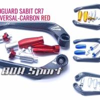 Proguard - Handguard Carbon Sabit motor Universal Jalu CNC Import