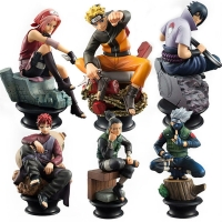 Naruto Set 6pcs Action Figure