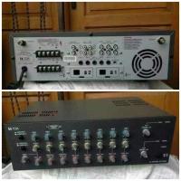 Mixer Amplifier Toa Za 2128 Mw Original