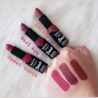 NYX Professionals Make Up Lipstick Suede Matte Lolita , Brunch Me ORI