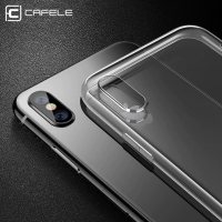 Cafele ORIGINAL Jelly Case iPhone X XS XS Max