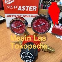 Regulator Acetylene Chiyoda Original Japan