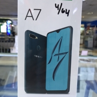 Oppo a7 4GB internal 64GB