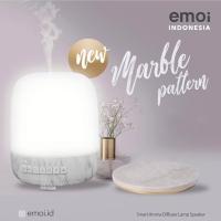 NEW!! Smart Aroma Diffuser Lamp Speaker - marble