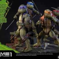 prime1 ninja turtle / not sideshow / hot toys / shf / statue / mainan