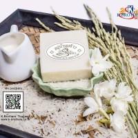 Sabun Beras Thailand | Thailand Rice Milk Soap | Sabun Beras Collagen